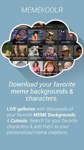 Meme Poster Maker - meme koolr maker android apps on google play