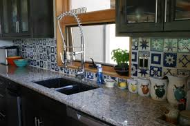 mexican tile backsplash kitchen amazing ways that mexican tile transforms kitchens mexican tile