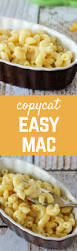 Easy Macaroni Cheese by Copycat