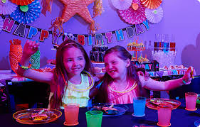 glow in the party glow in the party supplies birthdayexpress