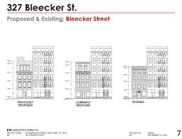 Mixed Use Building Floor Plans by Landmarks Approves Revised Plan For Four Story Mixed Use Building