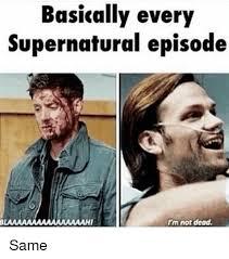 Supernatural Memes - 25 best memes about supernatural episode supernatural episode
