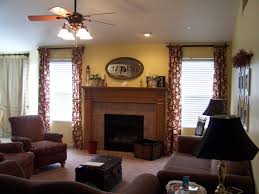 drawing room curtains ideas shabby chic tv stand mirrored tray for