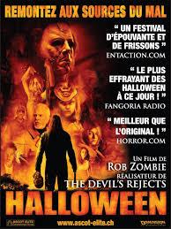 halloween 2007 poster freemovieposters net