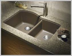 home depot black sink popular gorgeous undermount kitchen sinks the home depot
