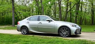 lexus is350 front tires 2017 lexus is350 f sport rwd road test review performance