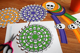 free printable skeleton table decorations hp