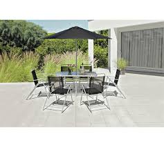 Patio Furniture Set Buy Home Pacific 6 Seater Patio Furniture Set At Argos Co Uk
