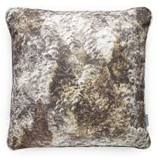 woodland home decor luxury gold forest cushion surface house