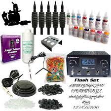 starter tattoo kits and supplies at joker tattoo supply superior