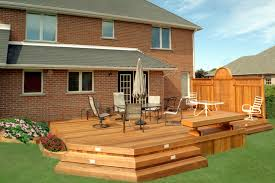 014 2 level deck in carlisle hickory dickory decks