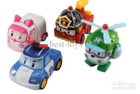 2017 mini car mini robocar poli robot deformation team deformation