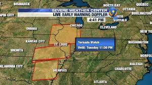 Severe Weather Map Keeping You Safe Changes To Severe Weather Watches And Warnings