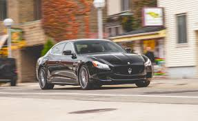 2015 maserati quattroporte price 2015 maserati quattroporte gts test u2013 review u2013 car and driver