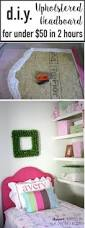 How To Make Your Own Fabric Headboard by Make Your Own Upholstered Headboard Diy Headboards Creative And