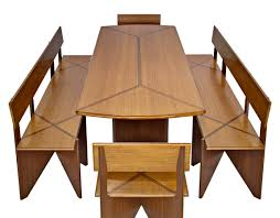 Bamboo Dining Room Chairs Furniture Low Budget Picnic With Bamboo Dining Table Wooden