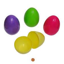large plastic easter eggs large plastic easter eggs jumbo sized eggs