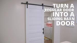 Sliding Barn Doors For Closets Diy Sliding Barn Door Hgtv