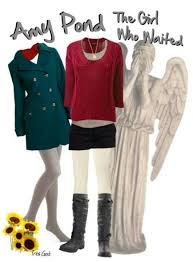 Amy Pond Halloween Costume 42 Geek Style Images Rose Tyler