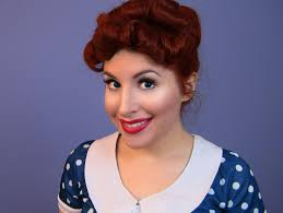 i love lucy lucille ball i love lucy makeup tutorial skin beauty blog