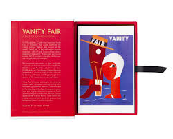 Vanity Fair Magazine Change Of Address Vintage Postcards From Vanity Fair One Hundred Classic Covers