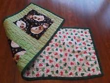 quilted table runner ebay