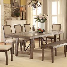 Stone Dining Tables EBay - Stone kitchen table
