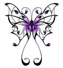 i always loved a beautiful butterfly my style