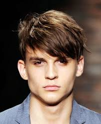 25 bang hairstyles for men to try out