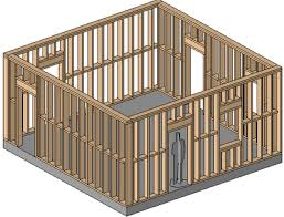 wood framed wall revit rocks revit wood framing walls extension