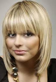 hairstyles for straight across bangs short straight hairstyles with bangs short hairstyles 2016