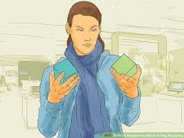 locating the best 2016 black friday deals 3 ways to prepare for black friday shopping wikihow