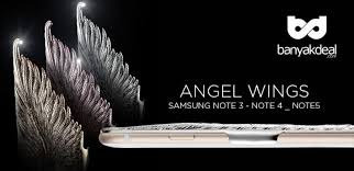 fashion wings samsung note 3 note 4 note 5 phone