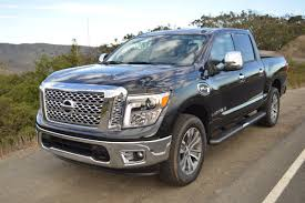 2017 nissan titan 2017 nissan titan v8 sl 4wd review car reviews and news at