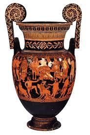 Greek Vase Painting Techniques Ancient Greek Theatre Greek Vase Painting