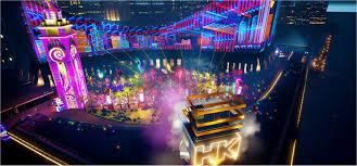 3d light show partnernet news hong kong pulse 3d light show