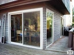 Sliding Door Awning Modern French Doors To Replace Sliding Glass Doors Traditional