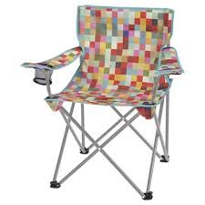 Tesco Armchairs Buy Tesco Folding Camping Festival Chair Colour Block From Our