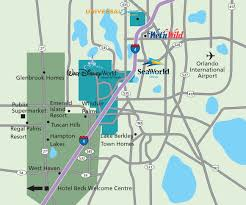 International Drive Orlando Map by Villa Holidays In Florida U0026 Orlando 2015 2016 Travel City Direct