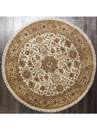 White Round Rugs Buy Round Rugs And Carpets Online At Lowest Price In Usa Rugsville