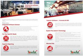 brochure design software 70 playful modern software brochure designs for a software