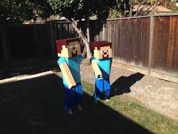 Steve Minecraft Halloween Costume Steve Minecraft Halloween Costume Herobrine Steve
