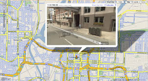 Mapquest Maps Google Maps Street View Now Available For Ghana And Map Street