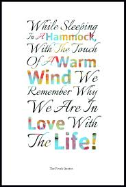 We Are In Love by 17 Hammock Quotes U2013 Relax And Enjoy Quotes U0026 Sayings