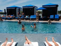 Blue Haven Pools Tulsa by John Klein Tulsa U0027s New Vegas Style Pool Scene Scene