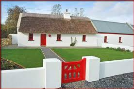 Thatched Cottage Ireland by Thatched Cottages Smartglass International Blog