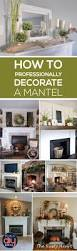 how to professionally decorate a mantel mantels decorating and