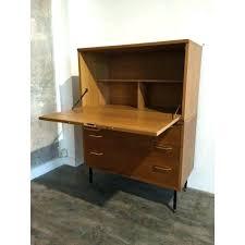 bureau secr aire bois meuble secretaire bois bureau secretaire design meuble meuble bureau
