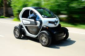 renault twizy blue renault twizy video review auto express