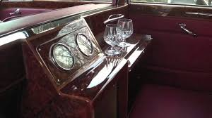 vintage rolls royce phantom 1962 vintage rolls royce phantom v black limo by broward youtube